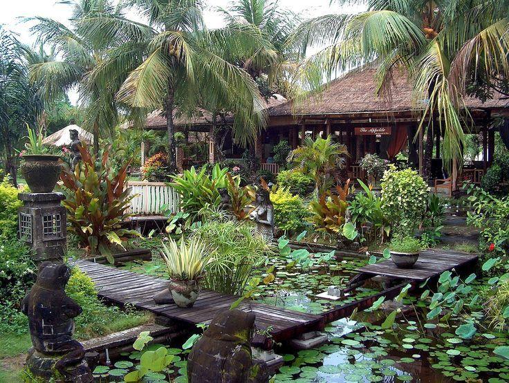 Indonesien Bali Tropischer Garten 1 Von Asienman Asienman Garten Indonesien Tropischer Bali Garden Balinese Garden Tropical Garden Design
