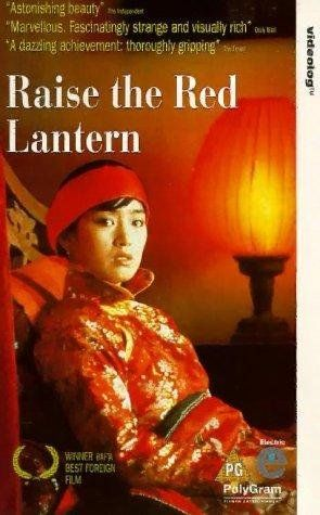 Raise the Red Lantern (1994) - Chinese film by the great director,  Zhang Yimou and starring his muse, Gong Li.  Set in 1920's China it is the story of the complicated and dangerous relationships between a wealthy man's four concubines - fascinating and visually stunning.