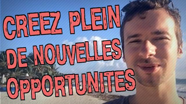 Comment vous créer PLEIN de NOUVELLES opportunités et recevoir des CADEAUX facilement :) : #olivier_roland #creation #opportunites #cadeaux https://www.youtube.com/watch?v=CukJr_qbob0&list=UUvq4sennWMM5hxDKfxIoojg&index=2 ;)