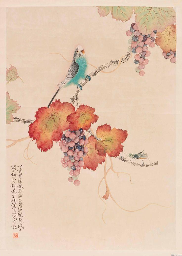 ☆Chinese painting   Yu Feian(于非闇)