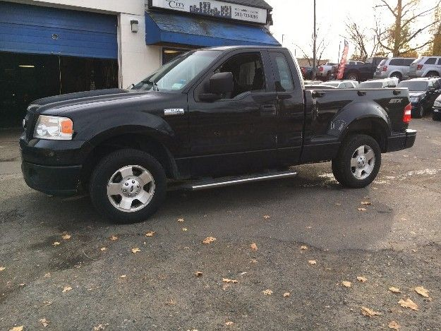 Check out this 2006 Ford F150 STX. Guaranteed Credit Approval or the vehicle is free!!! Call us: (203) 730-9296 for an EZ Approval.$3,995.00.