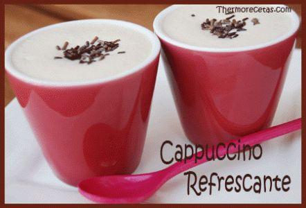 Cappuccinos Refrescantes Thermomix