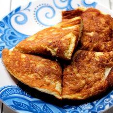 Tradycyjny omlet biszkoptowy