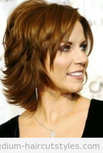 25 best Hairstyles for women over 40 images on Pinterest