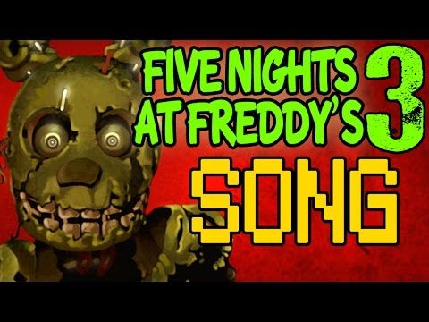 Five Nights at Freddys Animation Song: The Living Tombstones FNAF song Tribute. The Living Tombstone FIVE NIGHTS AT FREDDYS SONG | Traduction Française.