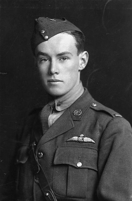 Second Lieutenant K F Nichol  Royal Flying Corps and Royal Air Force  Faces of the First World War The full story is not always known to us. If you know more, please tell us in the comments below.  Find out more about this First World War Centenary project at www.1914.org/faces.  This image is from IWM Collections.