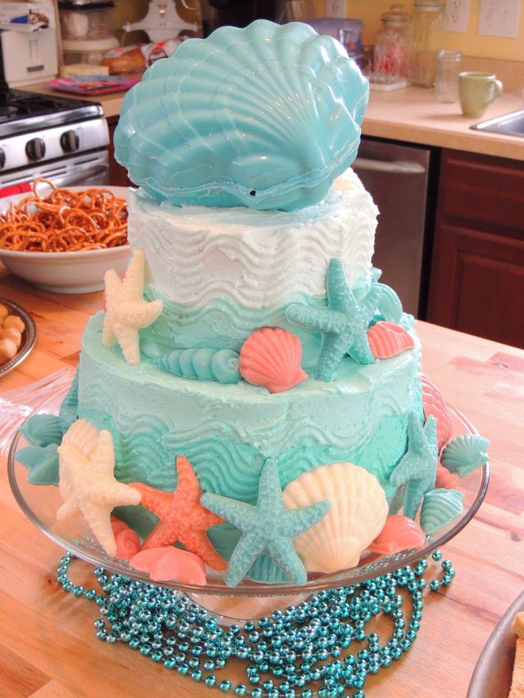 14 best Yare sweet 16 images on Pinterest Sea cakes Beach wedding