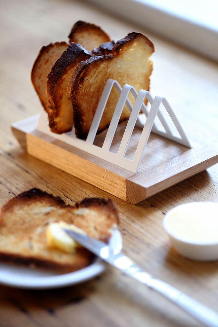 Pedersen + Lennard toast rack