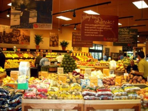 Organic Food Store Chattanooga