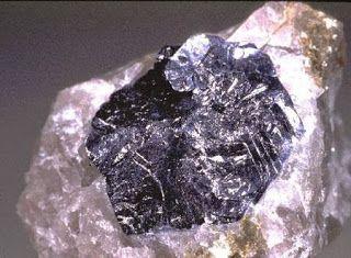 Minerals and Materials: Molybdenum
