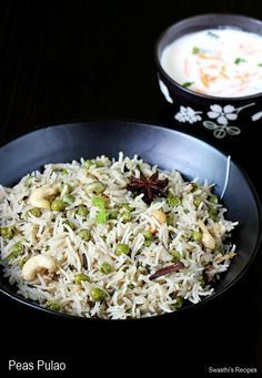 Peas pulao recipe – Basic pulav made with green peas known as matar In hindi. Pulao is a Indian rice pilaf made using very few spices, veggies or meat. It is served with a raita or any veg or non-veg gravy. Usually basmati rice is used to make this but any premium quality rice can …