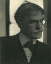 EDWARD STEICHEN - Portrait of Alfred Steiglitz