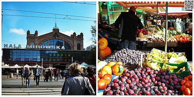 #Hala #market in Warsaw