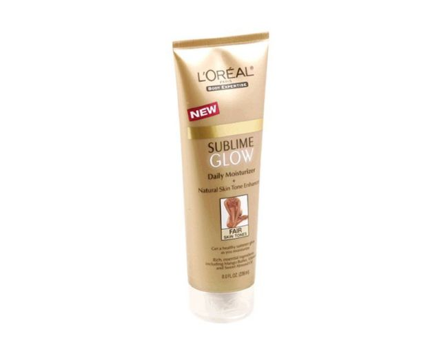 Which Self Tanners Are Worth the Buy?: L'Oreal Sublime Glow for the Body, $11.49