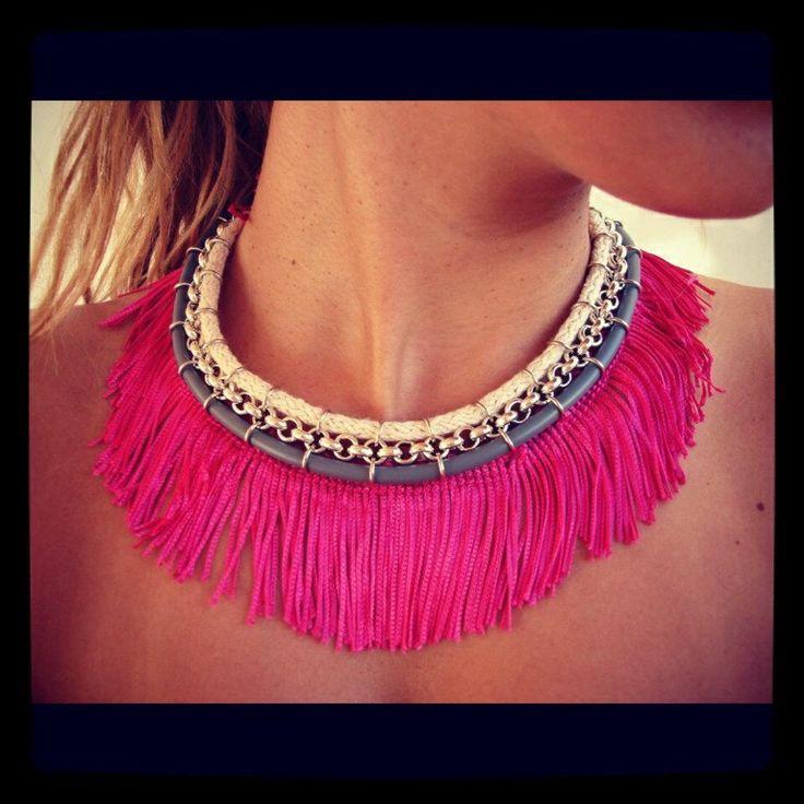 Klaidra fridge necklace