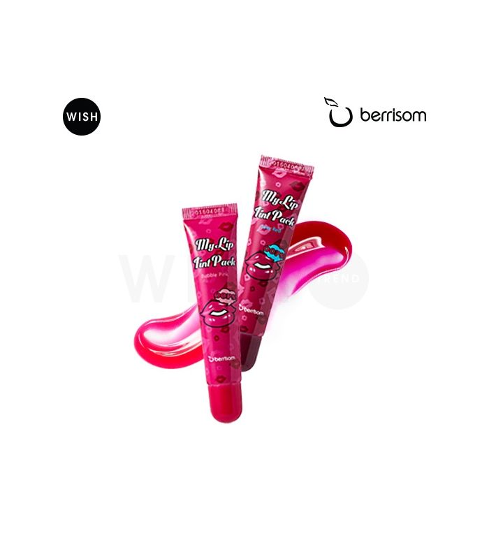 Experience Natural lip tint that does not smudge at all.