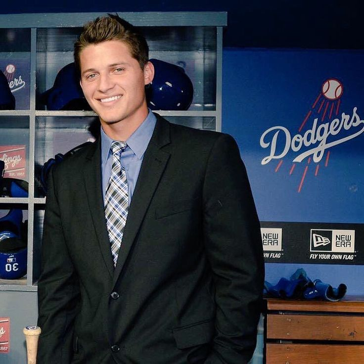 THINK BLUE: #MCM is Corey Seager! Can @mlb and @dodgers be back already!  by dodgerslover23
