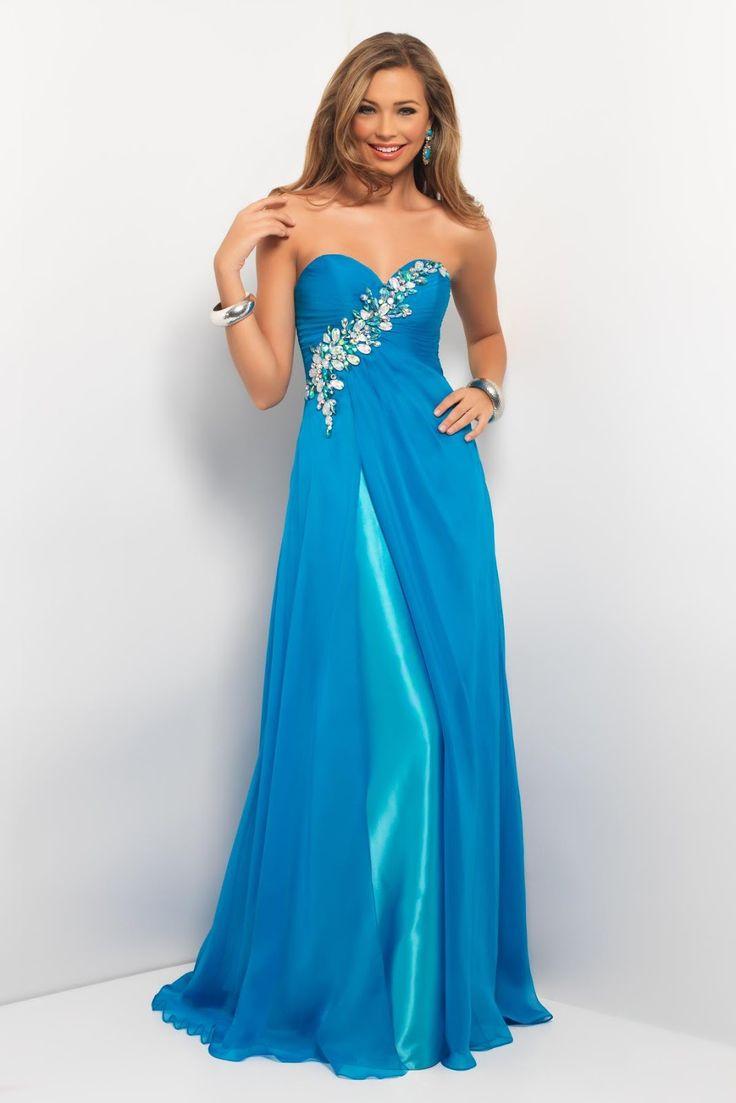 17 best ideas about Blue Prom Dresses 2015 on Pinterest | Blue ...