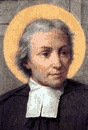 Saint Jean Baptiste de la Salle  Patron Saint of Teachers please help lead the children and adults of yesterday's tragedy to the arms of our loving father. Amen.