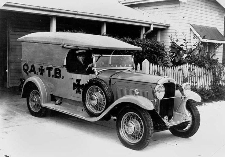 1929 Ambulance