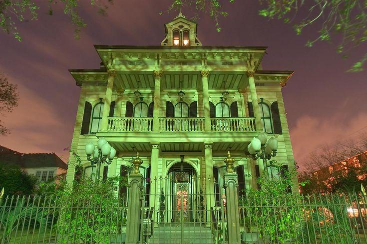 House at 3711 Saint Charles Ave. NOLA