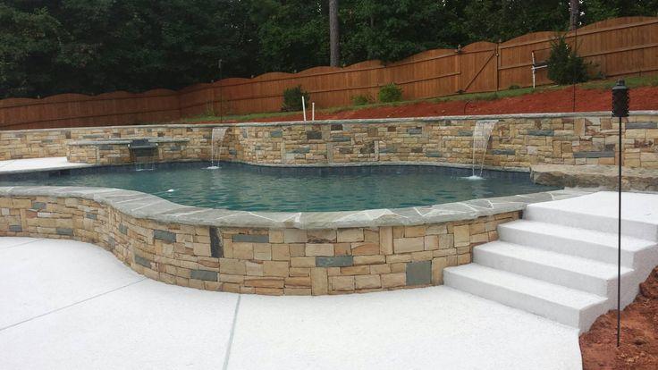 Concretepooldesignedwithbricks Min 2048x1152 Jpg Concrete Pool Pool Contractors Swimming Pools