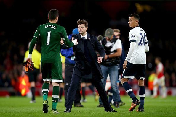 Tottenham news: Pochettino 'proud' of Spurs effort after Arsenal draw - http://footballersfanpage.co.uk/tottenham-news-pochettino-proud-of-spurs-effort-after-arsenal-draw/