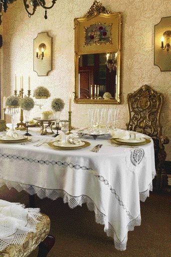 #spring U0026 #summer #table #tablecloth #