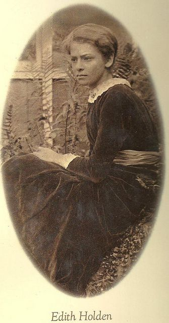 Edith Holden - The Country Diary Of An Edwardian Lady by cheryldecarteret, via Flickr