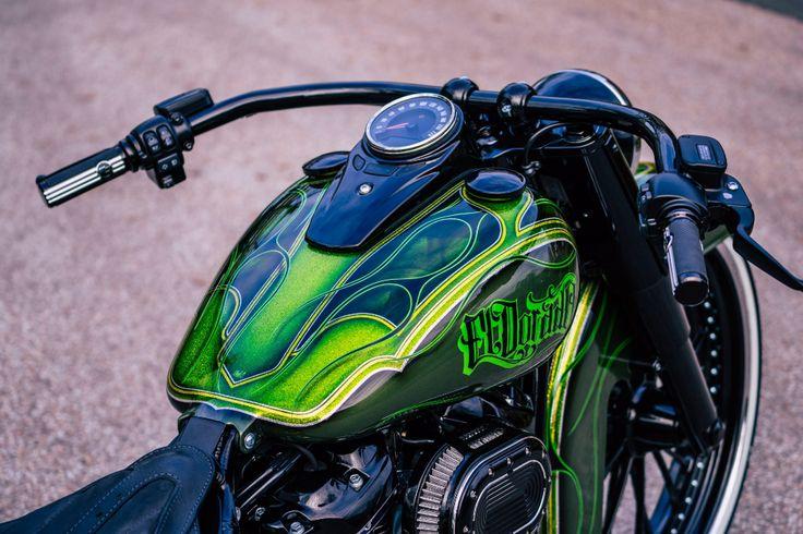 Thunderbike El Dorado • Custombike & HarleyDavidson