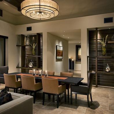 Dining room interesting interiors pinterest for Comedores para el hogar