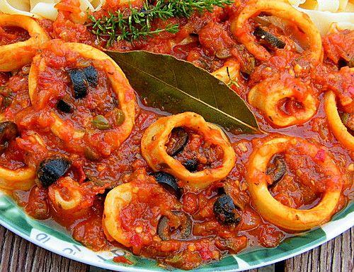 Calamari wie beim Italiener (Rezept mit Bild) von SABRINAsabrina | Chefkoch.de