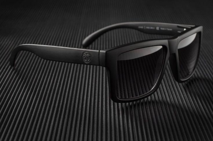 Heat Wave Visual: Highly Visual Custom Sunglasses