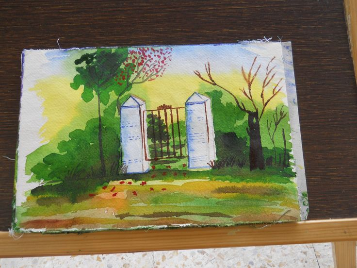 water colour painting 3