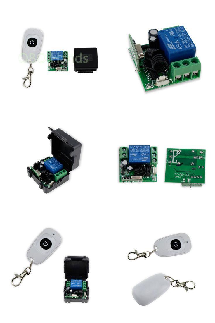 [visit To Buy] Rfid Door Access Control System 433mhz Gate Garage Door  Opener Remote