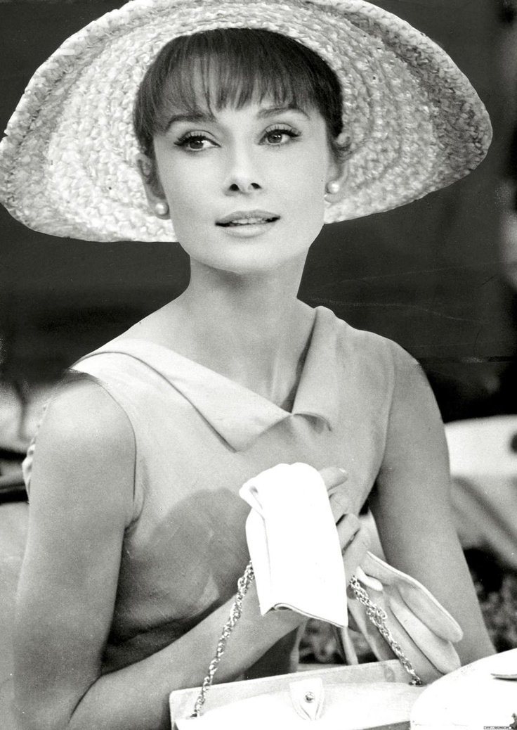 Audrey... so flawless... so playful... so regal