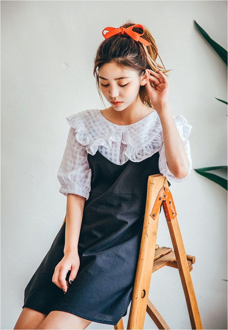 Ig: arbil03 By Kooding clothes from ice cream 12 Korean style Street Style Casual Look Chic Asian Style K-POP Ulzzang Favorite