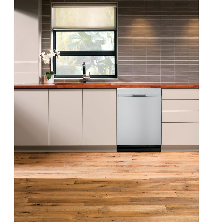 GE Dishwasher Stainless Steel Ge dishwasher, Stainless