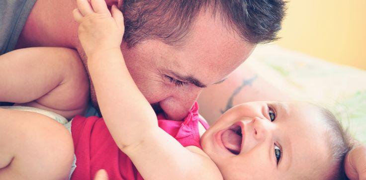 5 cosas que todo papá primerizo debe saber