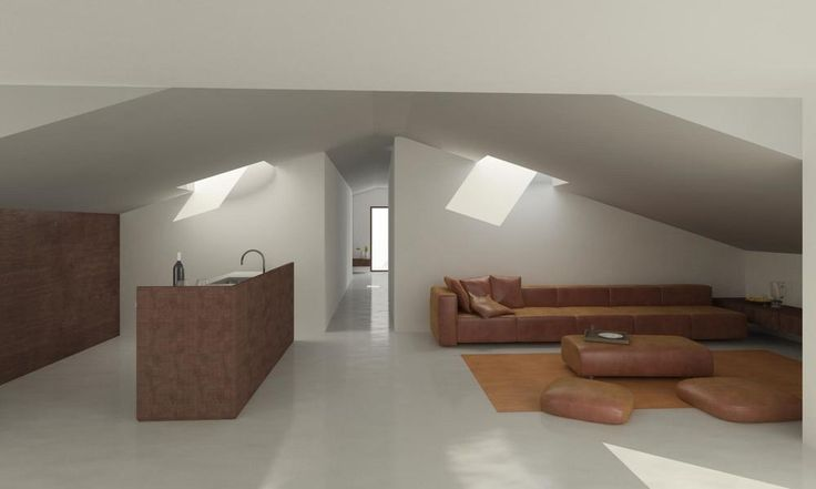 Rddarchitecture White Interior Open Plan Kitchen