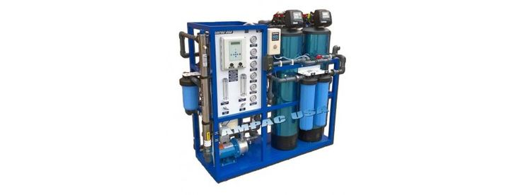 Commercial Reverse Osmosis 2,200 GPD - Ampac USA