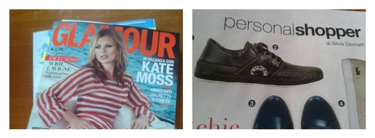 No Place without a genius #sneakers are on @Glamour Italia of August 2013 #personalshopper