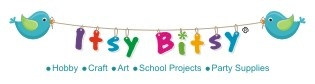 Itsy bitsy crafts and art store