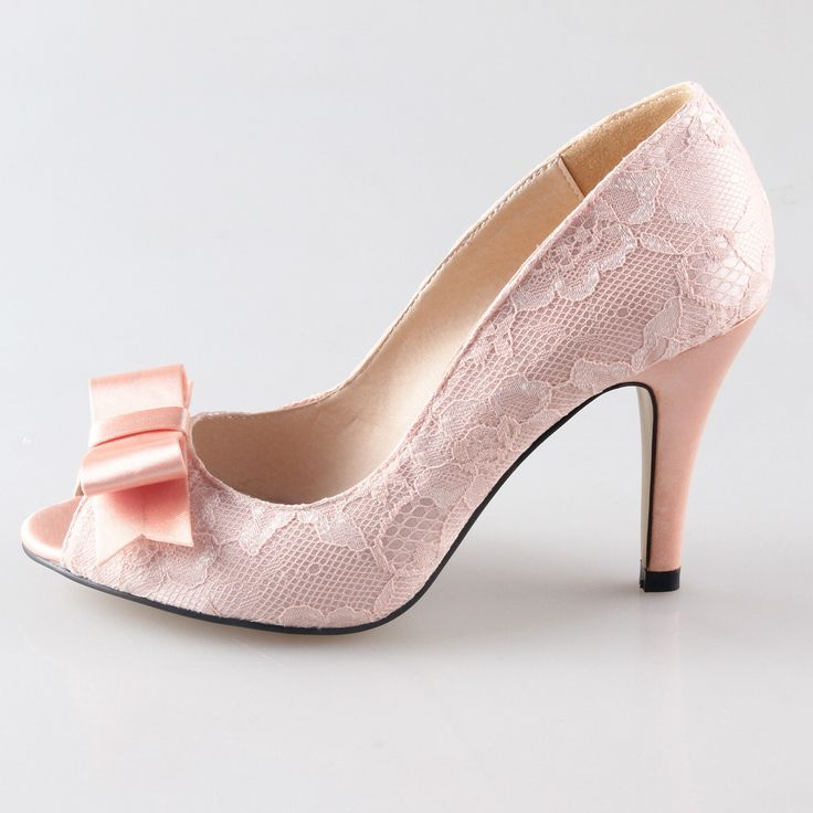 chaussures mariage couleur peche , Recherche Google