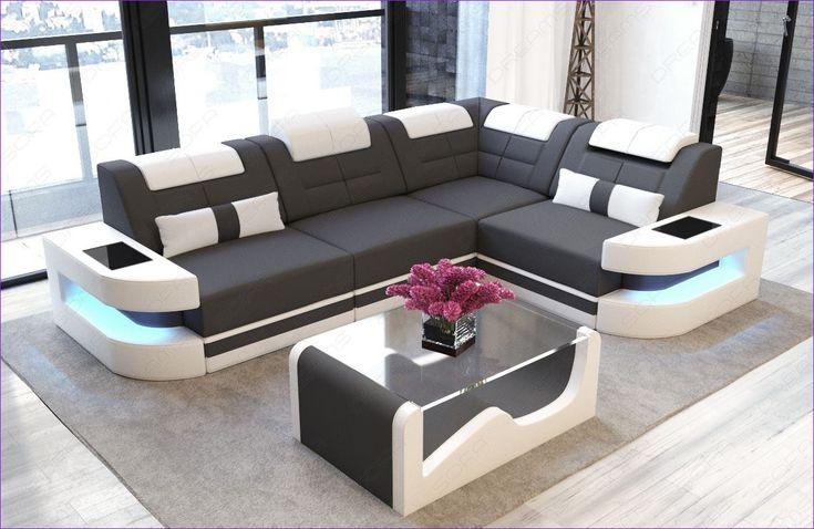 11 Lebhaft Bild Von Sofa Stoff Vs Leder Di 2020 Home Decor Ruangan Desain
