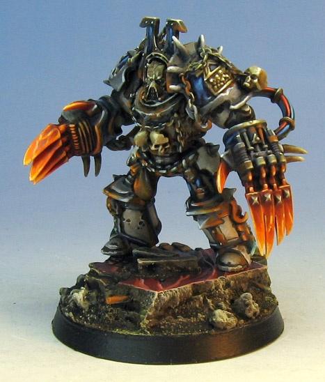 World Eater Terminator