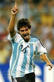 Argentina 4 USA 1 in 2007 in Maracaibo. Pablo Aimar scored after 76 minutes to make it 3-1 in Group C at Copa America.
