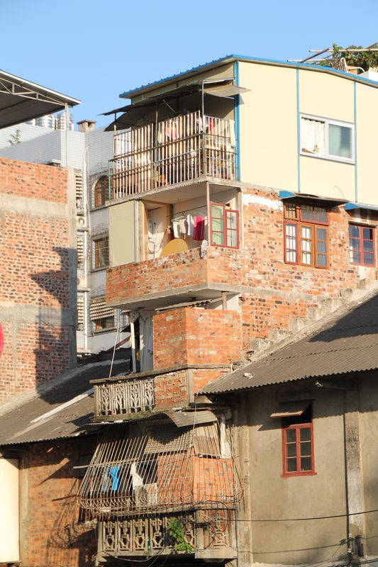 Maisons traditionnelles #Nanning #china