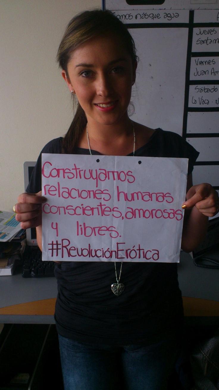 2013 01 23 Lina #RevoluciónErótica