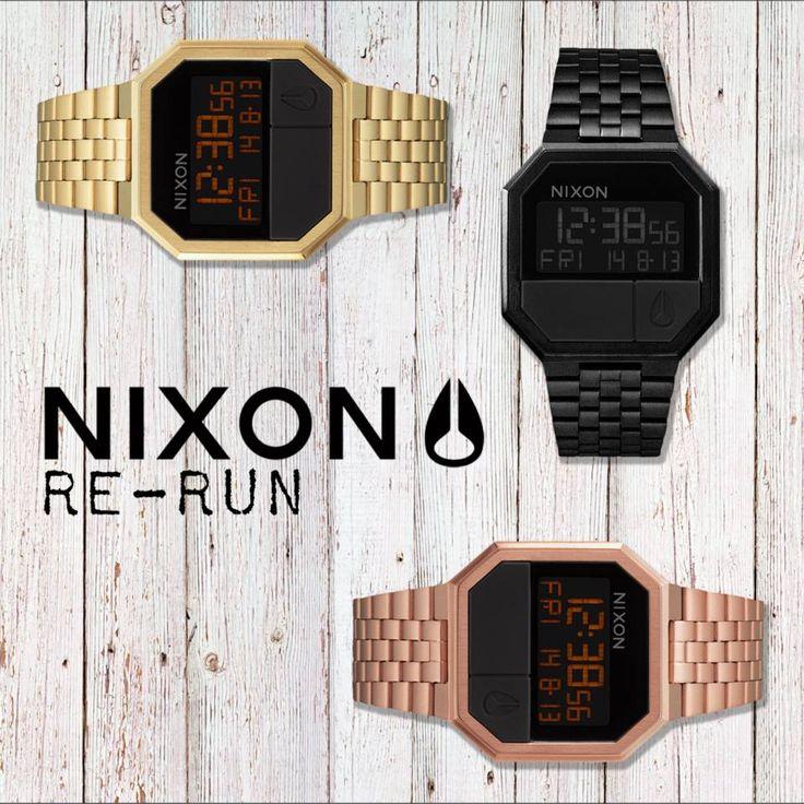 TIME TRAVEL SEEMED POSSIBLE  O relógio digital aliado ao estilo retro dos 80's.